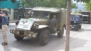 Historical Military vehicles File photo KDG