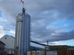 Highland pellet plant Merritt BC File photo KDG