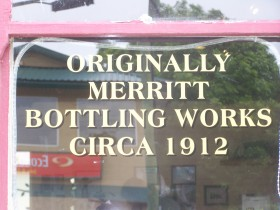 Merritt BC was incorporated in 1911, local business collect and remit a lot of taxes to keep a City running. Photo KDG