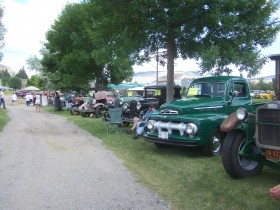 Nicola Valley Cruisers show File photo KDG