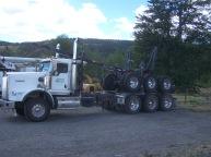 26 wheeler ready for loads File photo KDG