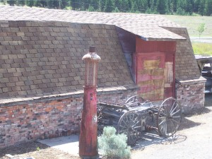 Heritage gas pump? File Photo KDG