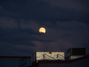 Full August moon good month for marriage file Photo KDG