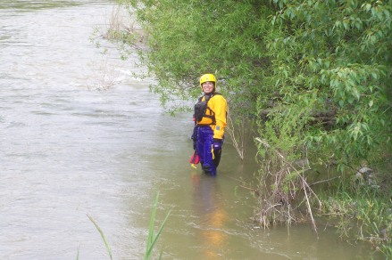 Tracy Duns more Search and rescue Photo KDG
