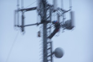 Cell service is not infallible. File Photo KDG