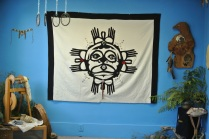 Art Show ,at court house gallery features Native art File Photo KDG