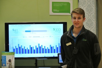 Hydro showing their online consumption tracking. File photo KDG