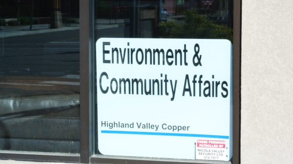 Highland Valley copper