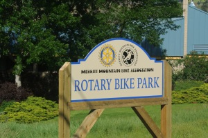 Photo of bike park upgrade File photo KDG
