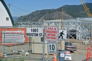Freen energy project has address. Photo KDG